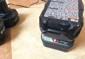 Ryobi battery won't charge? Why are Ryobi batteries so bad?
