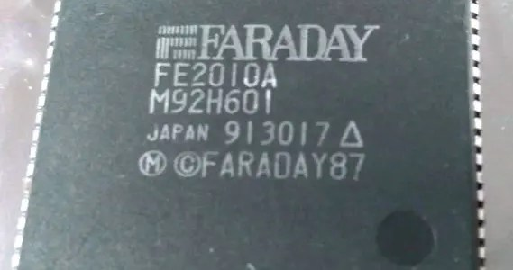 What happened to Faraday Electronics?