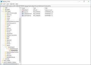 force a Qualys cloud agent scan