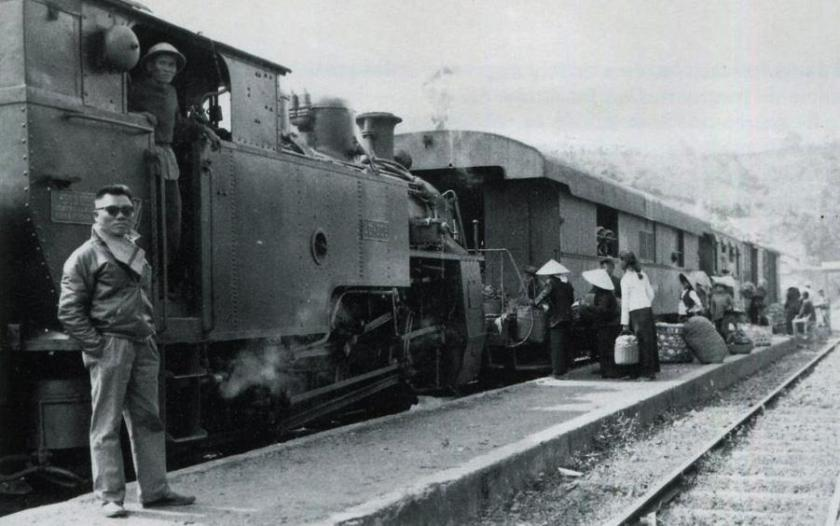 Locomotive SLM HG 4/4 n°40-308