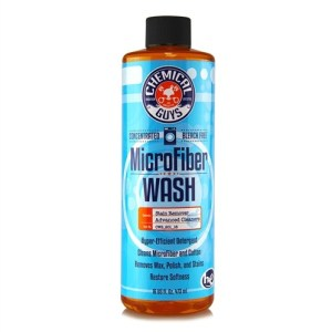 Chemical Guys Microfiber wash and conditioning agent cleanser