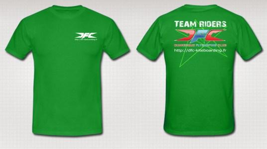 Tee-shirt-LOGO-TR4-Vert
