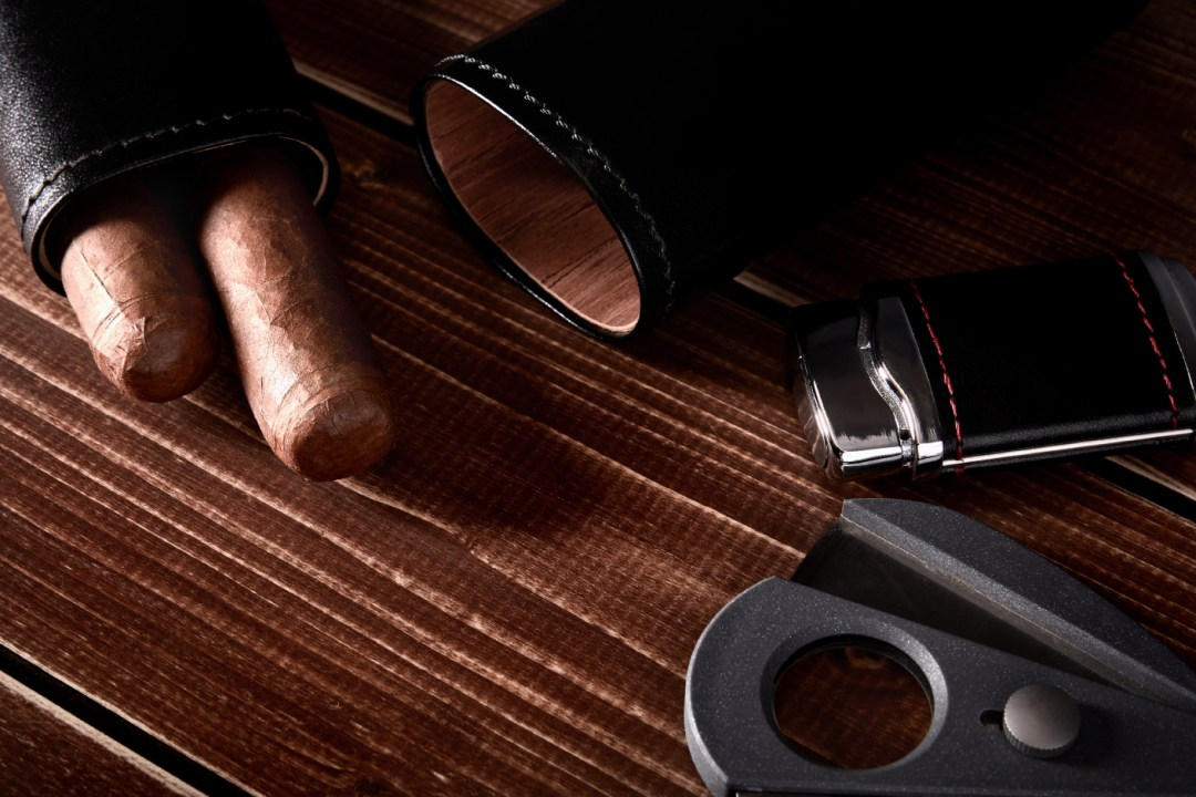 Detron Forbes Cigars