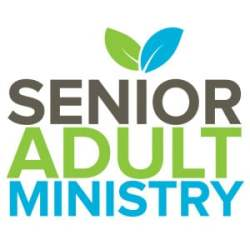 senior adult logo