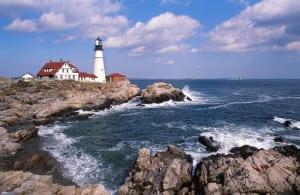 work in Maine