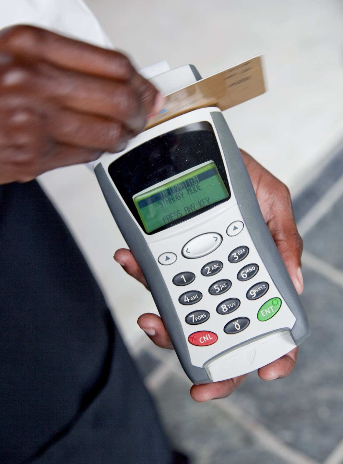 short-term merchant account to process credit card payments