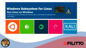 Windows Subsystem for for Linux