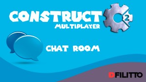 Construct 2 - ChatRoom