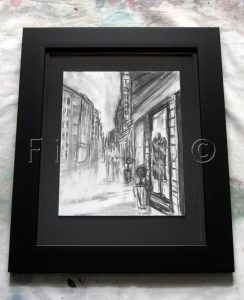 La rue tango