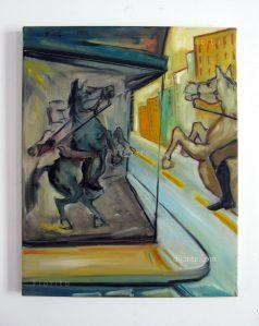 """""""Le chevalier aux miroirs,1994"""""""