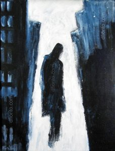 """Famous blue raincoat"" 2009"