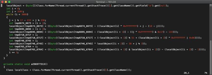 EasyModbusJava - Decryption function