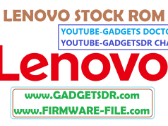 Lenovo firmware flash file stock rom download