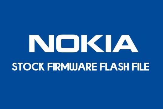 Nokia Firmware, Nokia Flash File, Nokia Stock ROM