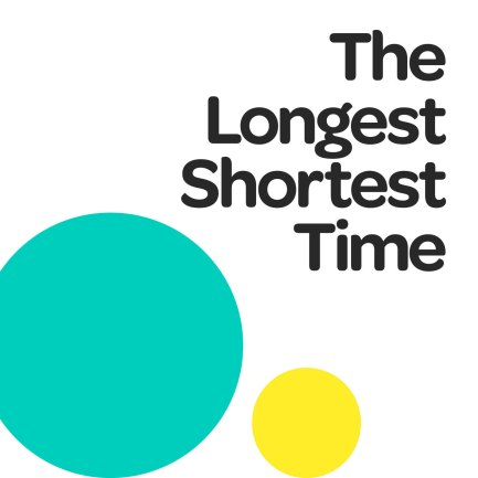 Image result for the longest shortest time podcast