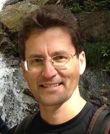 Photo of David Kotz in September 2012
