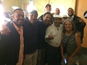 Javier Navarrette, Harold Muniz, John Santos, Giovanni Hidalgo, Biatriz Muniz, Chrstian Pepin