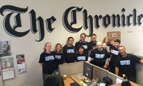 More SF Chronicle solidarity!