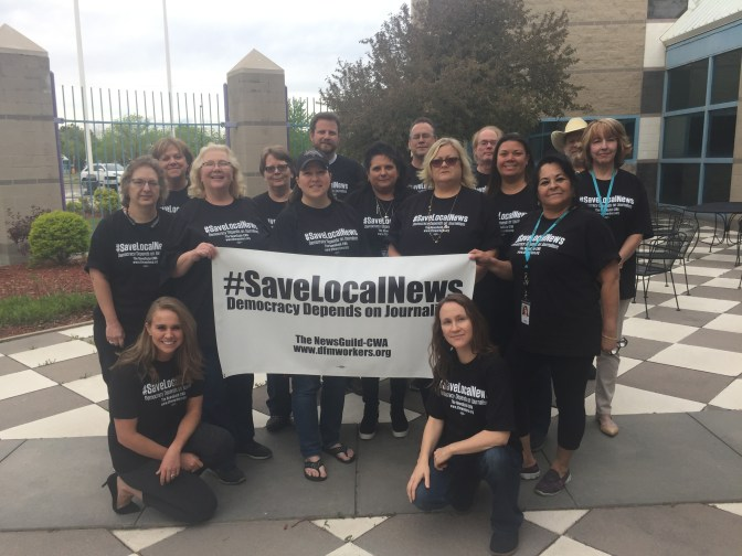 Denver Post non-newsroom staff
