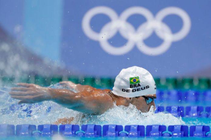 Leonardo de Deus. Jogos Olimpicos, Tokyo 2020. 26 de Julho de 2021, Toquio, Japao. Foto: Satiro Sodré/SSPress/CBDA