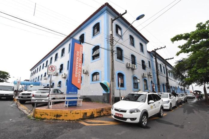 Hospital do Câncer (Foto: Julyane Galvão)