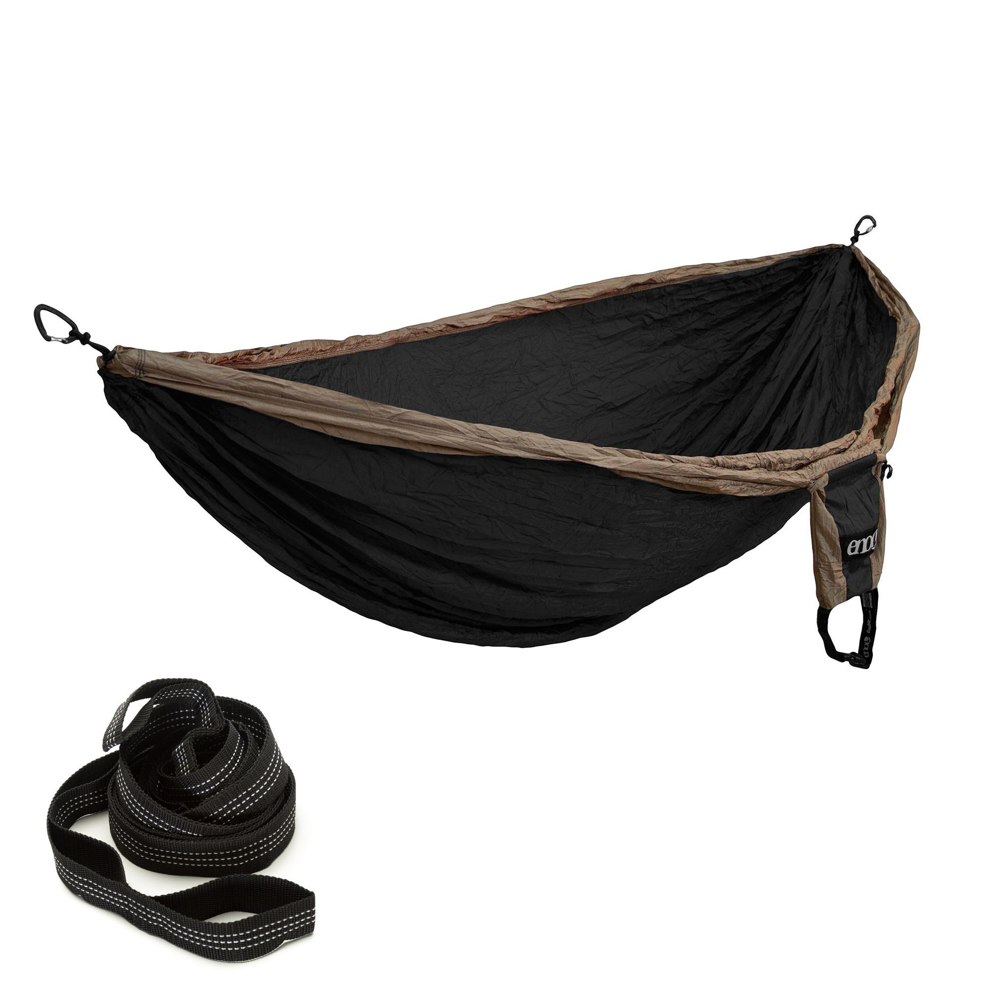 Eno Double Deluxe Camping Hammock And Straps Combo