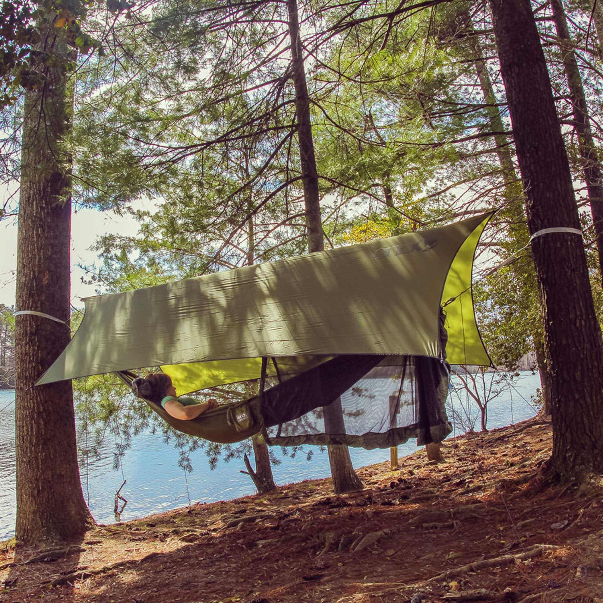 Eno Sublink Camping Hammock Shelter System