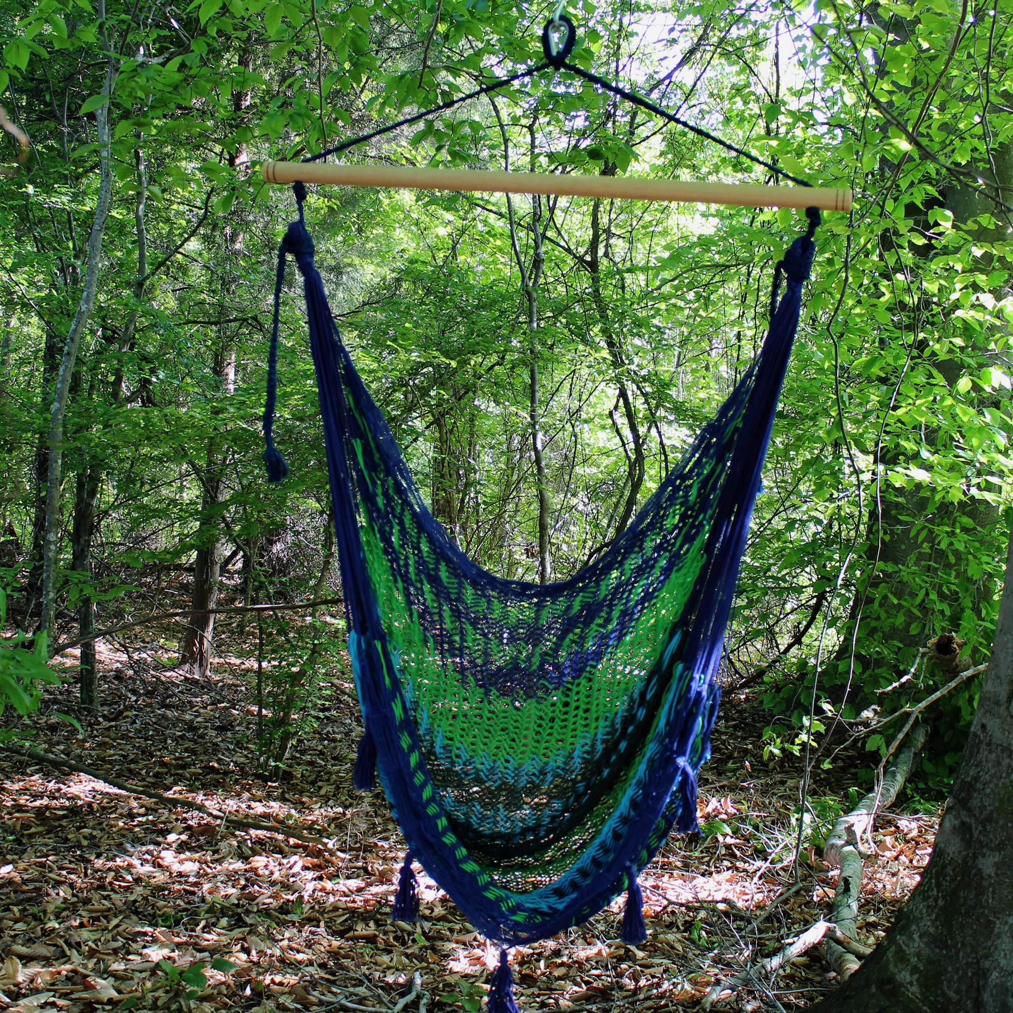 Traditional Mayan Hammock Swing Chair