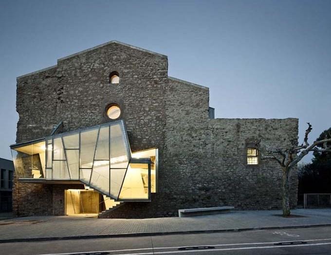 Quando o velho se faz novo na arquitetura!