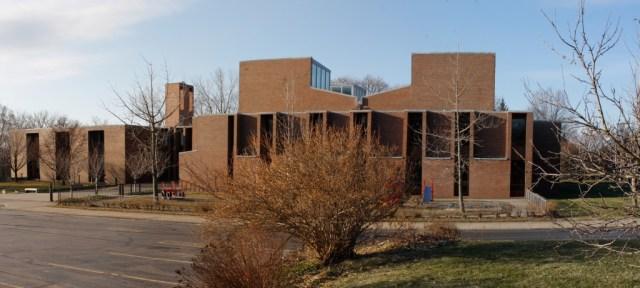 Primeira IgrejaUUista (First Unitarian Church), em Rochester, Nova Iorque