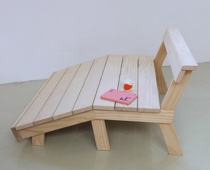mobiliário de jardim