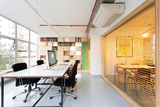 arquiteturra escritorio