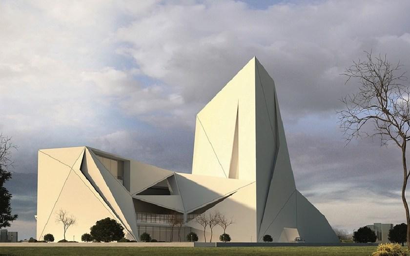 A arquitetura é arte?