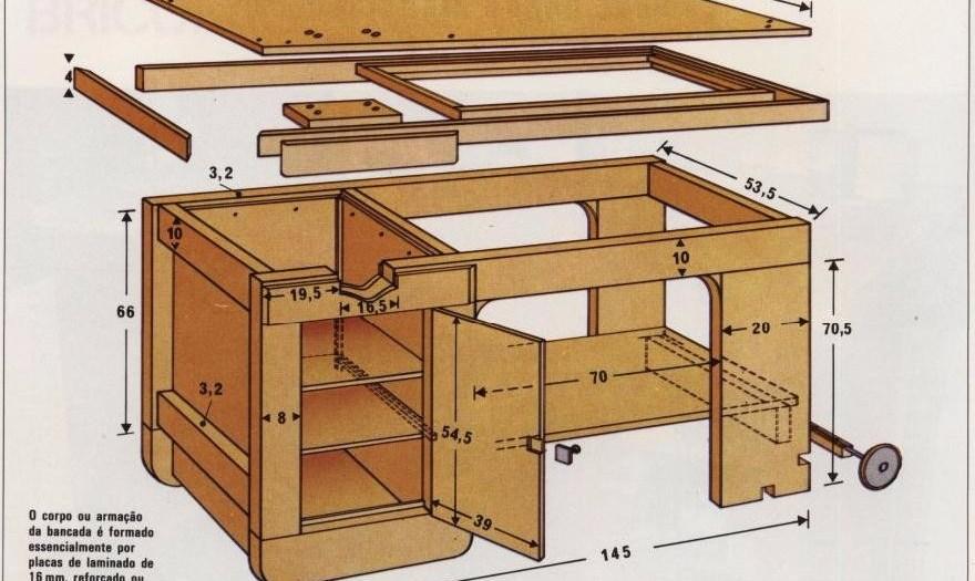 Desenho de moveis projetos de moveis