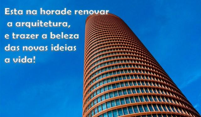 renovar a arquitetura