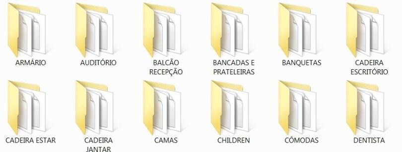 Download famílias revit 12 gigas de famílias
