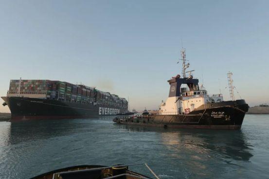 """由于无法前往埃及扣押这艘""""纳加斯""""号货轮而未支付9亿美元,日本船东拒绝付款,并商定了10%的折扣_东方财富网"""