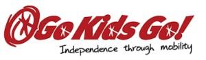 Go Kids Go (Association of Wheelchair Children) Logo