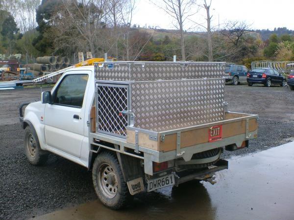 Custom Built Alloy Crates Dftransales Engineering