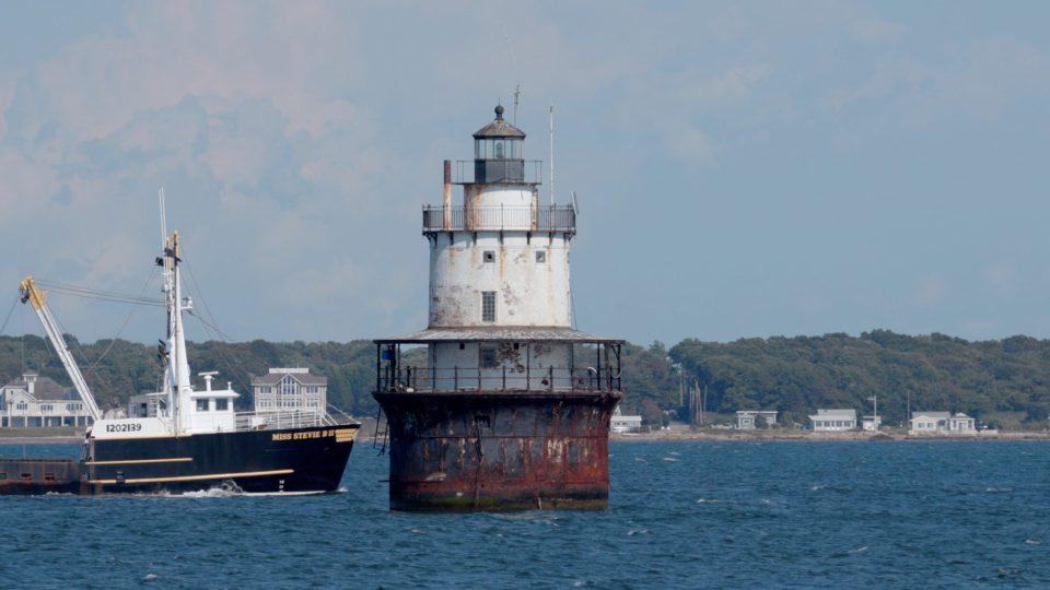 New Bedford Massachusetts Lighthouse