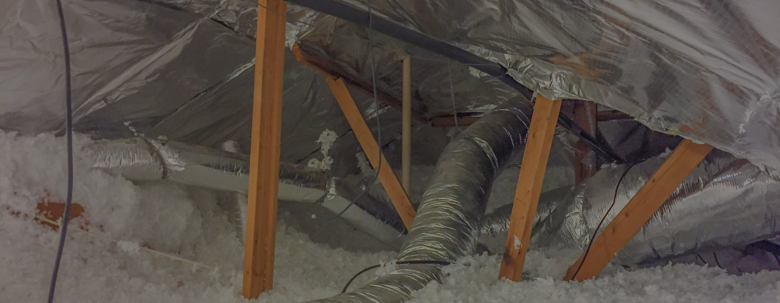 Attic Radiant Barrier | DFW Air Care