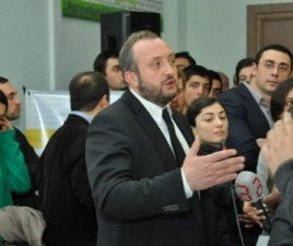 giorgi margvelashvili