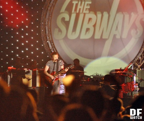 The Subways - in Tbilisi 2013-06-05