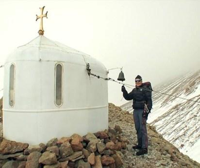 mikheil saakashvili - mount kazbeg - 2013-09-05