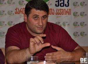 Tariel Nakaidze (DFWatch)