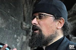 Archimandrite Nikoloz of Zarzma (DFWatch)
