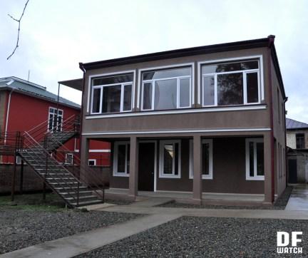 Kingdom's Hall in Ozurgetei (Dfwatch)