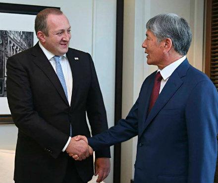 Giorgi_Margvelashvili-Almazbek_Atambayev_2014-09-29