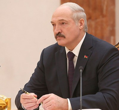 President Lukashenko (Press office)