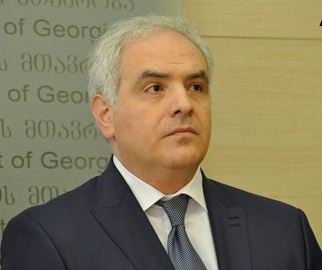 Those responsible will be strictly punished, Interior Minister Giorgi Mgebrishvili warned.